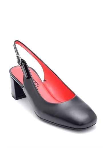 Derimod Kadın Ayakkabı(2761) Klasik Siyah